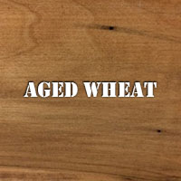 Aged wheat
